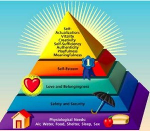 financial needs 300x262 Maslows hierarchy of needs & your financial goals