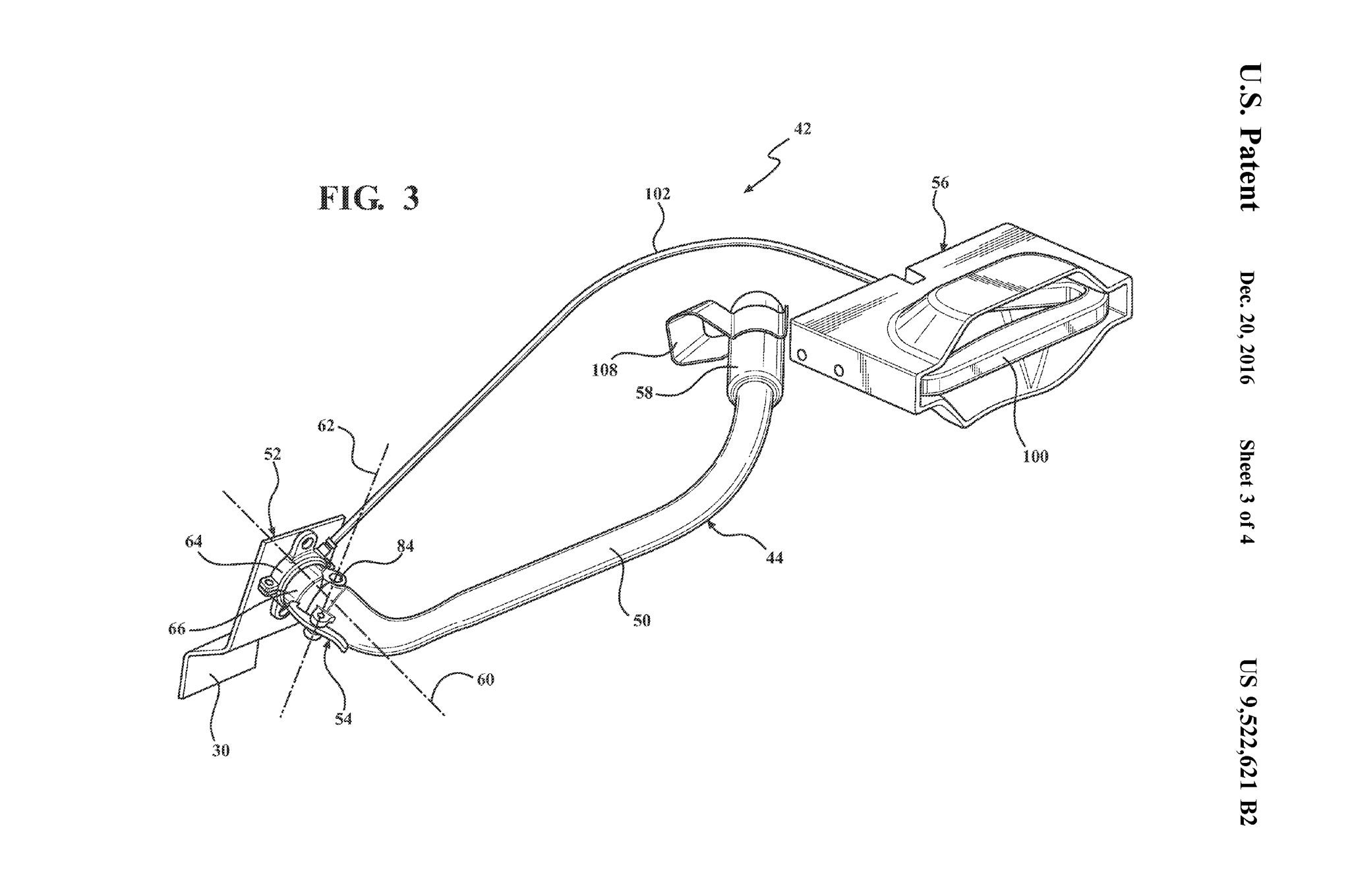 Gm Tailgate Step Patent Handle
