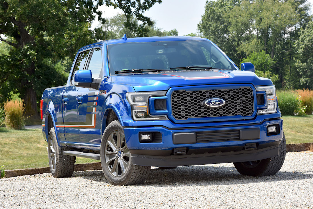 Ford Raptor Towing Specifications