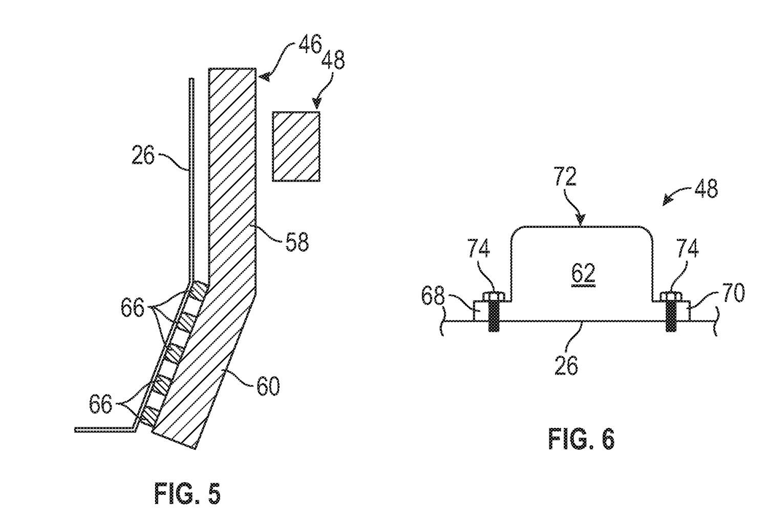 Ford Convertible Truck Top Patent 005