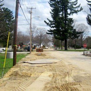 Town of Amherst|Roadway & Pedestrian Improvements