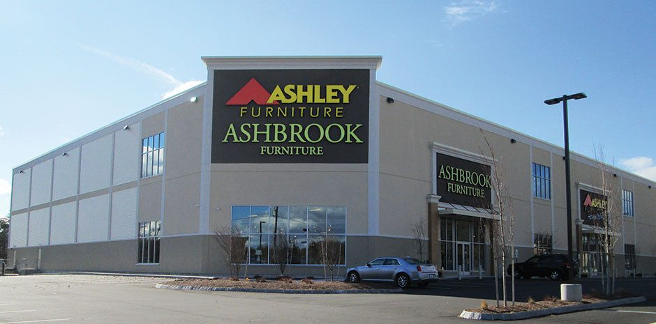 Ashley Ashbrook Furniture Showroom Tfmoran