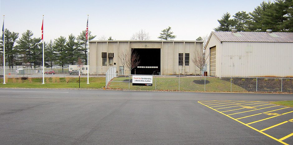 Ritchie Bros Auctioneers, New England