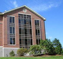 Saint Anselm College   New Residence Hall