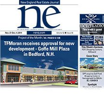 TFMoran Features the Goffe Mill Plaza Project in the New England Real Estate Journal