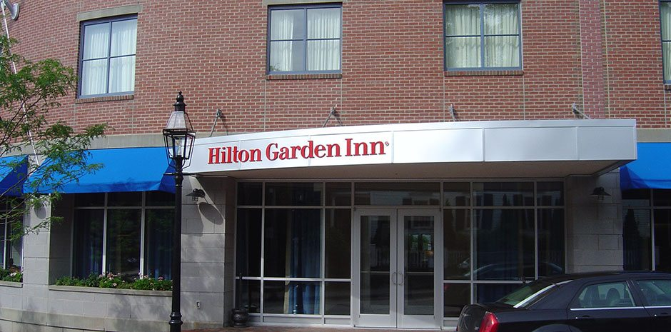 Hilton Garden Inn, Portsmouth, NH