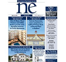 Atlantic Orthopedics Project featured in April 3rd issue of NE Real Estate Journal
