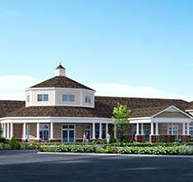 Cornerstone at Milford – Assisted Living
