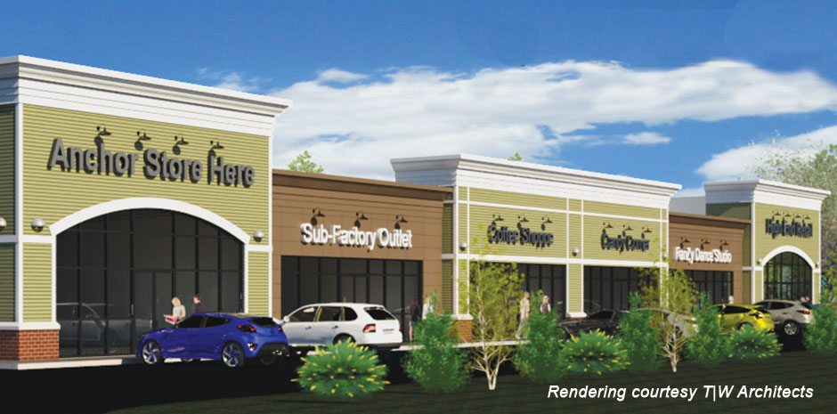 Goodwill & Retail Plaza, Somersworth, NH