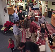TFMoran Hosts Christmas Party for Staff & their Families