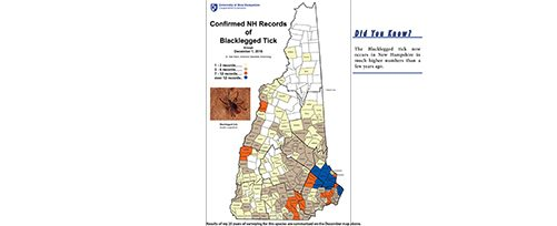 NH Tick Information