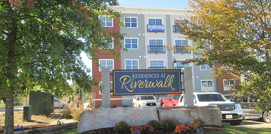 Residences at Riverwalk Manchester, NH