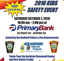 TFM sponsors 2016 Kids Safety Event with Primary Bank
