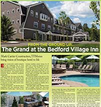 "NH Business Review features a TFM civil & structural hotel project in ""From the Ground Up"""