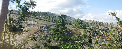 Haiti - Erosion & Deforestation