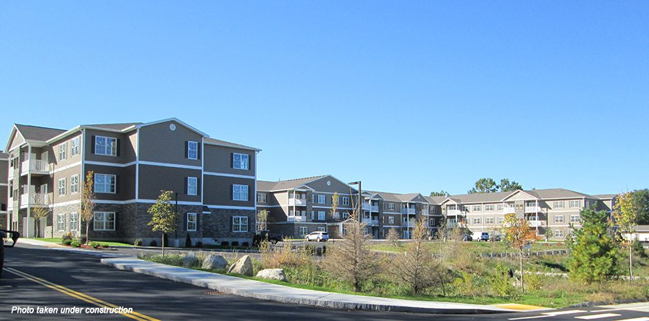 Maple Ridge Estates at Bedford - Independent Senior Housing
