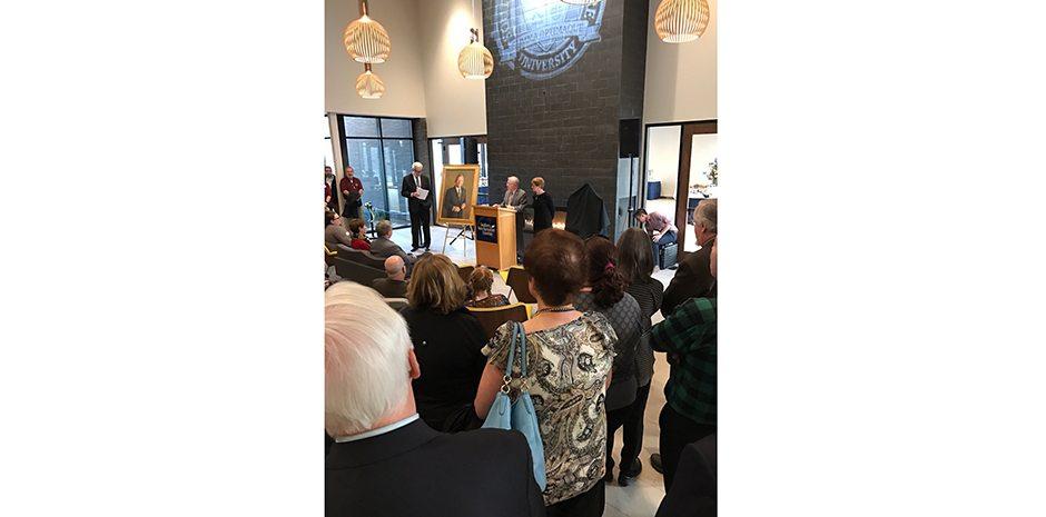 SNHU Gustafson Center Open House