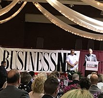 Business NH Magazine 2017 Businesses and Business Leader of the Year