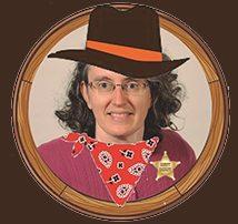 Happy Oregon Trails to TFM's Sheryl Dodge!
