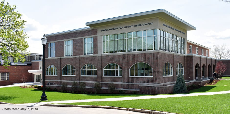 Saint Anselm College - Roger and Francine Jean Student Center Complex