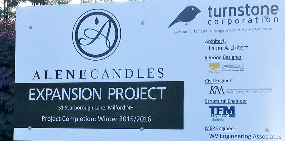Alene Candles - Milford, NH