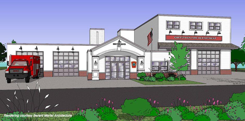 Goffstown Fire Station