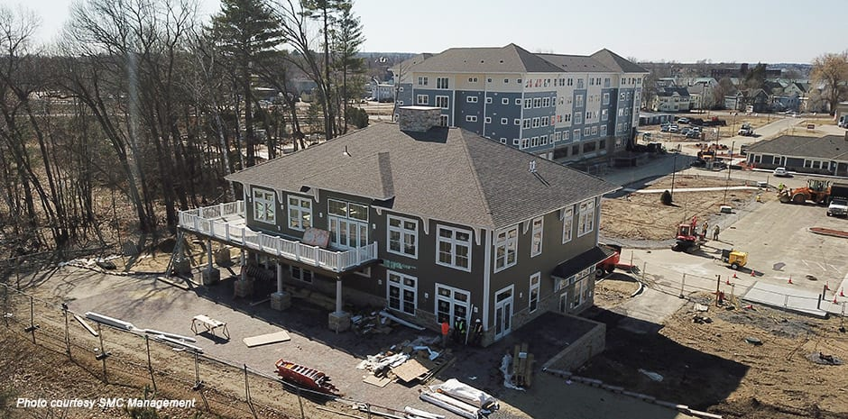 Residences at Riverfront Landing, Nashua, NH
