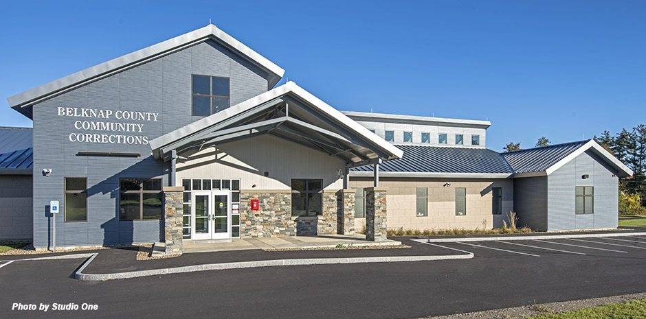 Belknap County Community Corrections - Laconia, NH
