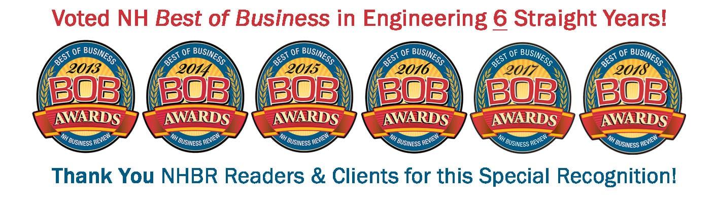 TFMoran Voted 2018 BOB Award Winner in Engineering