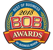 TFMoran selected 2018 NHBR Best of Business (BOB) in Engineering category