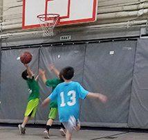 TFMoran Sponsors Bedford Basketball League