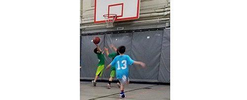 Bedford Basketball League - TFMoran sponsor
