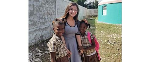 Senior dating group in haiti volunteer