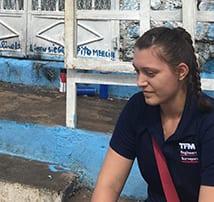 Maureen Kelly, TFMoran Civil Project Engineer, continues her engineering assistance in Haiti with UML Haiti Development Studies Center