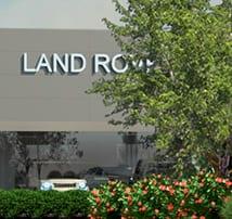Land Rover Dealership Redevelopment