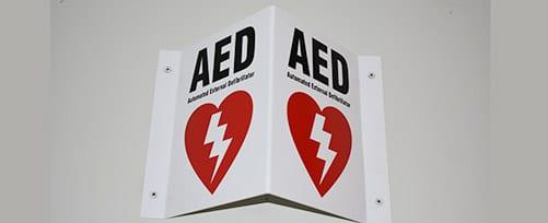 TFMoran Installs AED