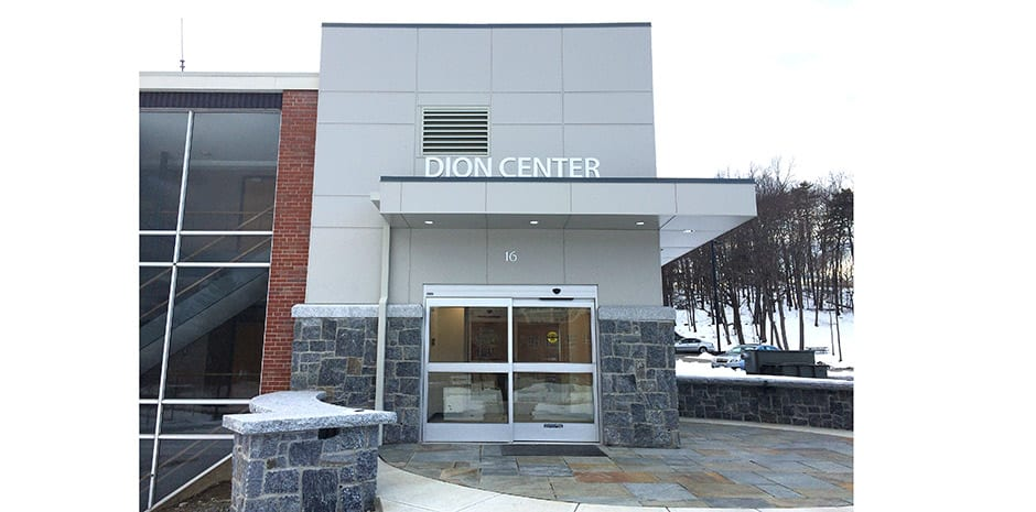 Structural Design for Rivier University Dion Center