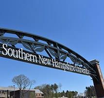 SNHU – Campus Entrance & Archway