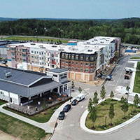 Woodmont Commons ~ a new mixed-use development