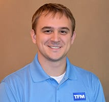 Dustin Sewall - TFMoran Project Engineer