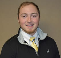 Welcome John DiFrancesco as Marketing Assistant Intern