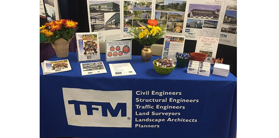 TFMoran at NH Municipal Expo 2018