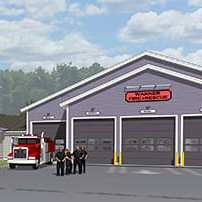 Warner Fire & Rescue Station