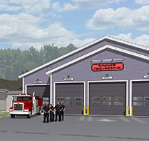Warner Fire & Rescue Station