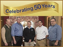 Looking Back on TFMoran's 50th Year Celebration