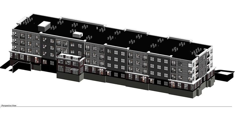 One Boston Way Apartments, Newburyport, MA