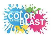 Fun at the Color Blast Run