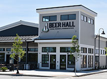 Congratulations to 603 Brewery and Beer Hall, now open at Woodmont Commons!