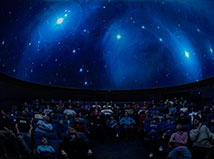 Planetarium Show at the McAuliffe-Shepard Discovery Center Sponsored by TFMoran