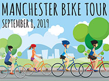 "Roll Through the Queen City on the ""Tour De Manch"""